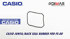 CASIO GUARNIZIONE/ BACK SEAL RUBBER, PER . FS-00