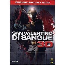 San Valentino Di Sangue 3D - Edizione Speciale (2 DVD) Horror
