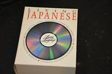 Living Japanese Living Language Course on Disk CD ROM Media
