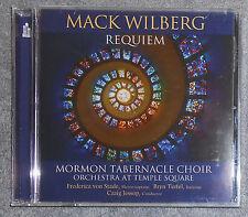 MACK WILBERG - Requiem, Mormon Tabernacle Choir, NEW