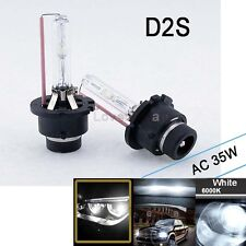 Xenon D2S D2C 4300K Sunset White HID Headlight Replacement Bulbs Light For U1