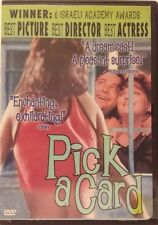 Pick a Card (DVD, 2001) VERY RARE OUT OF PRINT