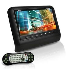 Pyle Headrest Vehicle 9'' Video Display Monitor, CD/DVD Player, USB/SD Readers