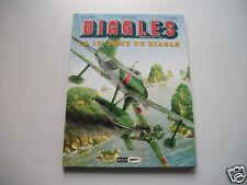 BD Biggles - N°9 - La 13e Dent Du Diable - EO - Bergese