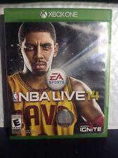 NBA Live 14 (XBox One, 2013)