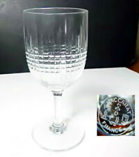Baccarat Crystal NANCY Claret Wine Glass(s) EXC Condition