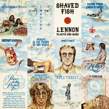 JOHN LENNON Shaved Fish 180gm Vinyl LP NEW & SEALED