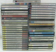 36 Classical CD's: Bernstein Box Set, Tchaikovsky, Beethoven, Brahms, Stravinsky