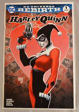 Harley Quinn DC Rebirth #1 Michael Turner Color Variant Cover Aspen