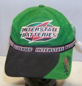 VINTAGE 2000 CHASE #18 INTERSTATE BATTERIES PIT HAT BOBBY LABONTE JGR NWT RARE