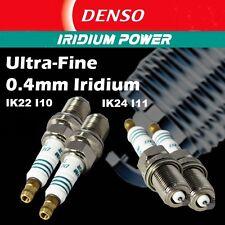6 x Denso Iridium Power Racing Spark Plugs IK24