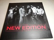 THE NEW EDITION STORY~2017 BET DVD SET~COMPLETE 3 PART MINISERIES~BOBBY BROWN