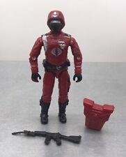 Figurine GI Joe Vintage Action Figure  - Crimson Guard V1 Complete Hasbro 1985
