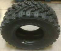 22X8.00-10 DEESTONE Mud Crusher Front ATV Tire 6Ply Heavy Duty New Tire