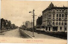 CPA Lille - Le Boulevard Carnot (194159)