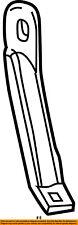 Dodge CHRYSLER OEM Ram 3500 Van-Bumper Mount Bracket Support Kit Left 55076873AA