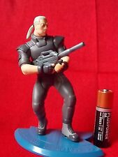 "Ghost in the shell BATOU Figure 4.4"" 11cm RARE MEGAHOUSE / UK DESPATCH"