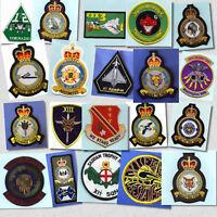 RAF SQN Crest Badges 111 SQN Crest 12 Bomber SQN 13 SQN Crest 14 SQN FAC`S