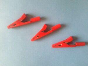 Miniatur-Abgreifklemme MA 1  (Hirschmann), 2 mm, verschiedene Farben