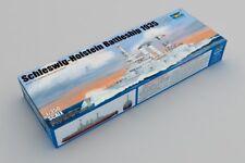German Schleswig Holstein Battleship 1935 Trumpeter Kit TR 05354