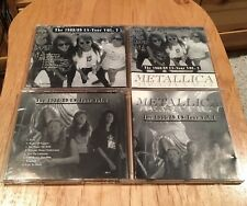Metallica - The 1988/89 US Tour Vol 1 & 2 2CD Lund 9/25/86 almost the last gig