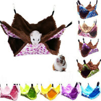 Pet Hammock Ferret Rat Squirrel Bird Hamster Hanging Cage Nest Bed House Toys