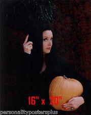"Addams Family~Morticiar~Halloween~Decor~Pumpkin~Poster~16"" x 20"" Photo"
