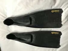 flippers mares size 7-8 41-42