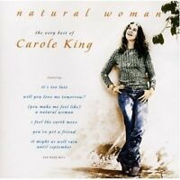 Carole King - Natural Woman - The Very Best Of Carole King [CD]