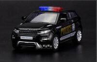 5 inch RMZ Land Rover Evoque SUV Diecast Model Police Car Toy Boy Girl Gift