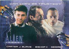 CARTES - CARDS DE COLLECTION SERIE CINEMA FILM ALIEN NUMERO 88
