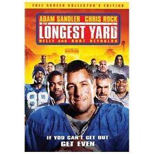 The Longest Yard (DVD, 2005, Full Screen Version)