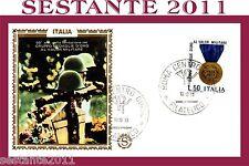 ITALIA FDC FILAGRANO, MEDAGLIE D'ORO AL VALORE MILITARE 1973, ANNULLO ROMA B6