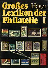 Häger, Ullrich, Großes Lexikon der Philatelie, 2 Bde. + Nachtrag
