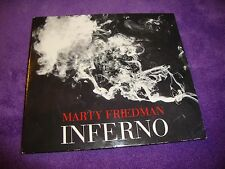 MARTY FRIEDMAN cd INFERNO  free US shipping