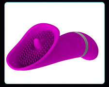 G Spot Rabbit-Massager Vibrating Licking Sex Vibrator-Dildo Toy-Free Shipping