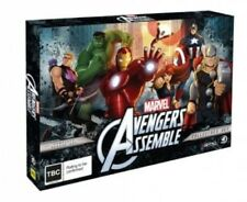 Marvel Avengers Assemble - Complete Season 1 (Collectors Set) DVD New/Sealed
