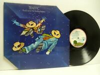 TRAFFIC shoot out at the fantasy factory (1st uk pressing) LP EX/EX, ILPS 9224,