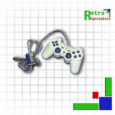 PS1 Sony Dualshock Controller / Gamepad weiss [SCPH-110]