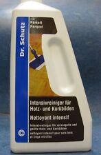 CC Dr. Schutz Intensivreiniger Holz & Kork -- 750 ml -- NEU -- Reiniger Boden