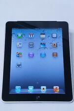 Apple iPad 1st Gen. 64GB, Wi-Fi + Cellular (AT&T), 9.7in A1337 (MC497LL) - Black