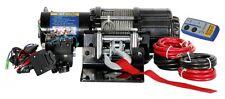 Elektrische Seilwinde Winde Motorwinde KFZ Quad bis 3150 kg FUNK Fernsteuerung