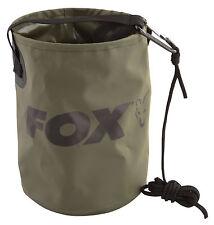Fox Collapsible Water Bucket CCC040 Wassereimer Falteimer Faltbarer Eimer