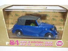 Brumm Fiat  508 C Cabriolet 1100 dark blue