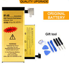 NEW High Capacity 2680mAh Replacement Gold Battery for Apple iPhone 4S