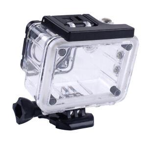 30M Unterwasser Wasserdicht Kamera Gehäuse für SJ4000 SJ4000WIFI Sport Camera At