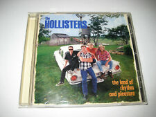 CD - The Hollisters - The Land Of Rhythm And Pleasure - Alternative Country