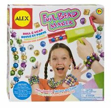Alex Toys Craft Foil Bead Maker , New, Free Shipping