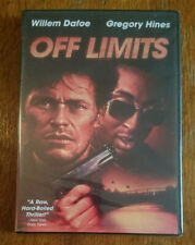 Off Limits DVD Anchor Bay Saigon Willem Dafoe Gregory Hines