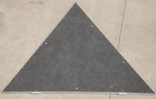 IntelliStage 1MX1M Carpeted Equilateral Triangle Staging Platform FREE SHIPPING